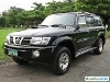 Picture Nissan Patrol Manual 2003