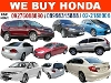 Picture Buying Honda Cars and SUV