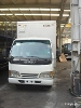 Picture Isuzu Elf Truck Aluminum Van with Power Gate