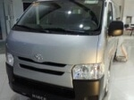 Picture Toyota commuter (183k dp all in)