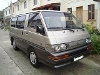 Picture 1998 mitsubishi l300 exceed. Manual transmission