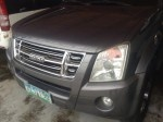 Picture For sale: 07 isuzu dmax local unit