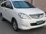 Picture Cheapest'10 Acquired/ Series Toyota Innova 2.0...