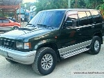 Picture For sale! ISUZU TROOPER 4X4 (Automatic/Diesel)...