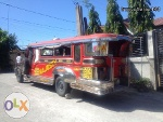 Picture Jeepney for sale with san pedro calamba route