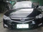 Picture 2008 Honda Civic 1.8s a/t