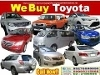 Picture We Buy Cars, Van, Pick-Up, AUV and SUV