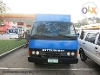 Picture 14 ft Alum Van 6W Canter Wide Body No truck ban