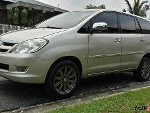 Picture For sale: 2006 toyota innova diesel engine...