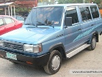 Picture For sale! Toyota tamaraw fx manual - php 168k