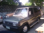 Picture Toyota tamaraw fx gl diesel private, Used,...
