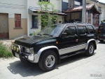 Picture Nissan terrano 4wd 2. 7l turbo diesel manual