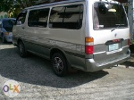 Picture For Sale: Toyota Hiace GL 2.0 MT Local 2002 New...