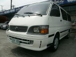 Picture 2003 Toyota HiAce