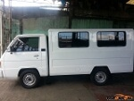 Picture Mitsubishi L300 FB 2010 Exceed body diesel dual...