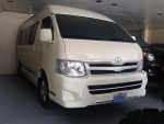 Picture 2014 Toyota Hi Ace Grandia High Roof Manual...