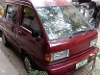 Picture Toyota Lite Ace Maroon
