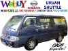 Picture We buy nissan urvan shuttle 15 seaters