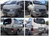 Picture 2008 Nissan Urvan Manual White Full-sized van