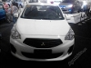 Picture -Taxi or rent a car? Mitsubishi mirage g4 1.2L...