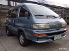 Picture 1997 Toyota Lite Ace Manual Blue Minivan