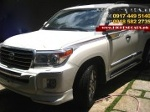 Picture 2014 toyota land cruiser vx limited with red...