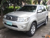 Picture 2010 Toyota Fortuner 2.