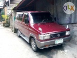 Picture Toyota tamaraw fx GL for sale