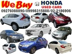 Picture Honda cars and suv