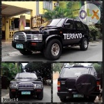 Picture 2006 NISSAN TERRANO 4x4 Automatic Transmission