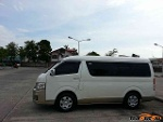 Picture Toyota HIACE Grandia 2-Tone model 2010, Used,...
