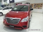 Picture 64k for brand new toyota innova