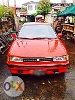Picture 1990 Toyota Corolla GL 1.6v red rush
