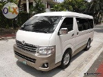 Picture 2014 Hiace Super Grandia 9T Kms CasaMntnd AT