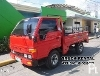 Picture Rush Red Toyota Dyna Drop Side Truck for Sale...