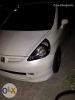 Picture Honda Fit With Freebies