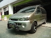 Picture 2004 Hyundai Starex Manual 2 Tone Color...