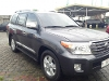 Picture BULLETPROOF 2014 Toyota Land Cruiser Ready Unit