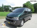 Picture Hyundai Starex 1998 model diesel automatic New Ad!