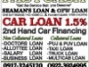 Picture 2nd hand car financing - 1 day approval low...