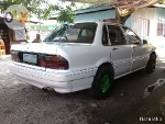 Picture For Sale or Swap Mitsubishi Galant SS car 55k only