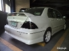 Picture 2004 Mitsubishi Lancer Auto White Sedan