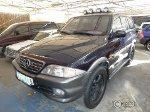 Picture Used Ssangyong Musso