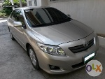Picture 2009 Toyota Altis 1.6G Automatic
