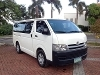 Picture 2009 Toyota Hi-ace