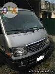 Picture Hi Ace Toyota Grandia 2002 Low milage Super Fresh