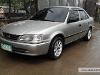 Picture Toyota Corolla XE model A. K.A