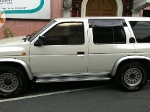 Picture Terrano Turbo diesel manual Trans