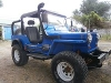 Picture 2000 Mitsubishi Jeep willys for Sale