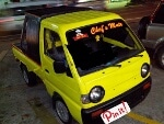 Picture Suzuki Carry Multicab with Canopy